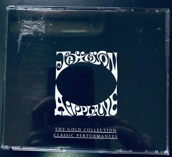 CD usado - Jefferson Airplane - The Gold Collection CD Duplo IMG-1916805