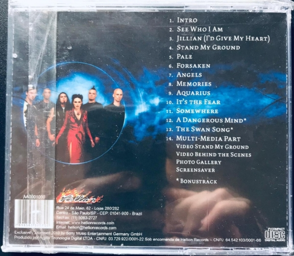 CD - Within Temptation - The Silent Force IMG-1931011