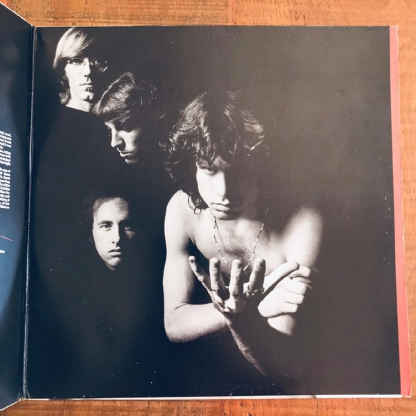 Disco De Vinil Usado - The Doors - The Best Of Lp Duplo IMG-1967306
