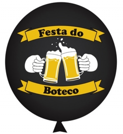 BALÃO 11 FESTA NO BOTECO HAPPY DAY 25 UN