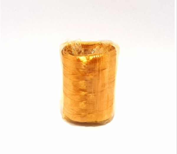 FITILHO AMARELO OURO - 5 MM X 50 M