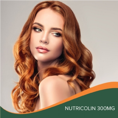 Nutricolin 300mg - 60 unds